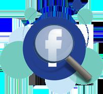 Suchanfragen bei Facebook